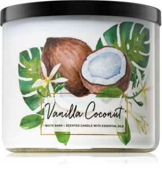 Bath & Body Works Vanilla Coconut duftkerze