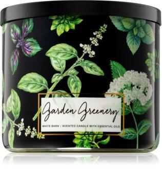 Bath & Body Works Garden Greenery duftkerze