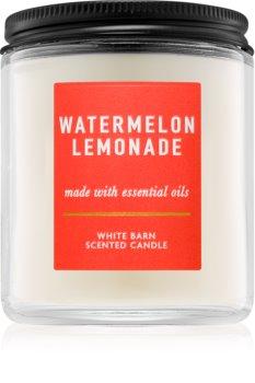 Bath & Body Works Watermelon Lemonade duftkerze  III.
