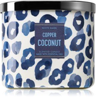 Bath & Body Works Copper Coconut duftkerze  II.