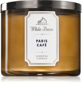 Bath & Body Works Paris Café duftkerze  III.