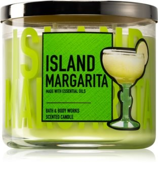 Bath & Body Works Island Margarita duftkerze  IV.