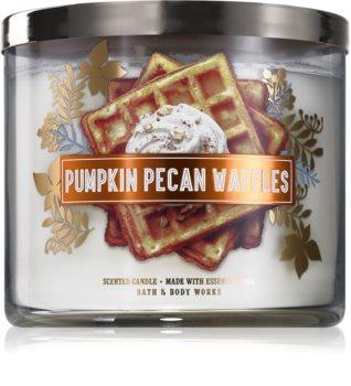 Bath & Body Works Pumpkin Pecan Waffles duftkerze  I.