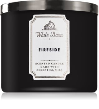 Bath & Body Works Fireside duftkerze  I.