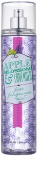 Bath & Body Works Apple Blossom & Lavender telový sprej pre ženy 236 ml
