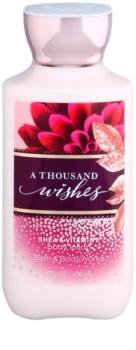 Bath & Body Works A Thousand Wishes telové mlieko pre ženy