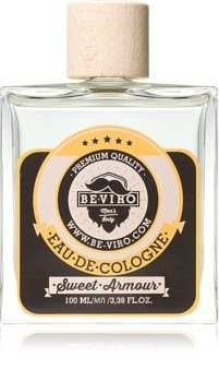 Be-Viro Men's Only Sweet Armour Eau de Cologne für Herren
