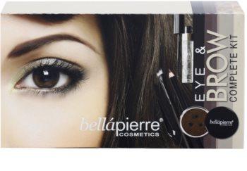BelláPierre Eye and Brow Complete Kit kozmetika szett II.