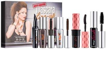 Benefit Most-Wanted Mascara Line-Up Kosmetik-Set  I.