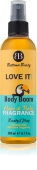 Bettina Barty Love It! Bodyspray mit dem Aroma exotischer Früchte