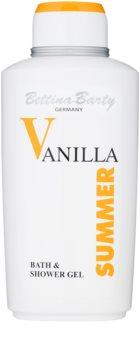 Bettina Barty Classic Summer Vanilla sprchový gél pre ženy