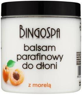BingoSpa Apricot Paraffin-Balsam für die Hände