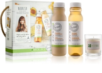 Biolage R.A.W. Nourish Cosmetic Set I. (For Dry Hair) for Women