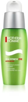 Biotherm Homme Age Fitness Advanced Eye kisimító szemkörnyékápoló gél öregedés ellen