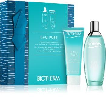 Biotherm Eau Pure Geschenkset II. für Damen