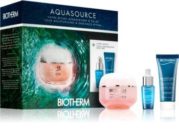 Biotherm Aquasource kit di cosmetici I. (per pelli secche e molto secche) da donna
