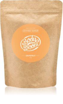 BodyBoom Grapefruit scrub corpo al caffè
