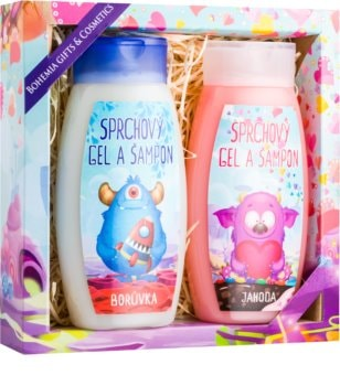 Bohemia Gifts & Cosmetics Monster Kosmetik-Set  I. für Damen