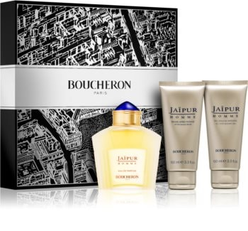 Boucheron Jaïpur Homme Geschenkset I. für Herren
