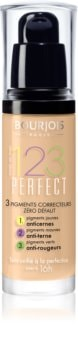 Bourjois 123 Perfect folyékony make-up a tökéletes küllemért