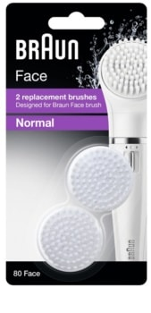 Braun Face 80 Normal testina di ricambio 2 pz