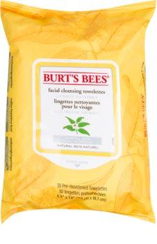 Burt's Bees White Tea salviette detergenti umidificate