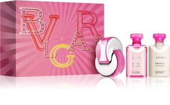 Bvlgari Omnia Pink Sapphire Geschenkset I. für Damen