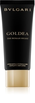 Bvlgari Goldea The Roman Night Body Lotion mit Glitzerteilchen für Damen