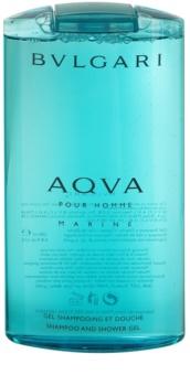 Bvlgari AQVA Marine Pour Homme sprchový gél pre mužov