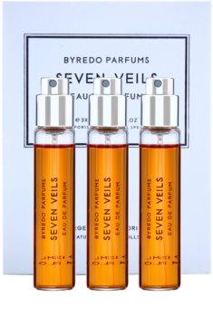 Byredo Seven Veils parfumovaná voda unisex 3 x 12 ml (3x náplň s rozprašovačom)