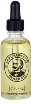 Captain Fawcett Beard Oil olio da barba