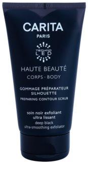 Carita Haute Beauté telový peelingový krém pre zrelú pokožku