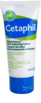 Cetaphil DA Ultra crema idratante intensa per un trattamento localizzato