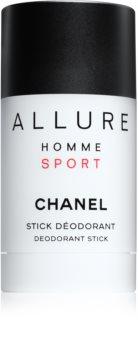 Chanel Allure Homme Sport Deodorant Stick for Men