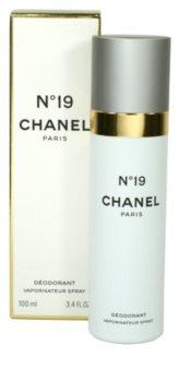 Chanel N°19 deospray pre ženy