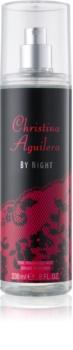 Christina Aguilera By Night telový sprej pre ženy