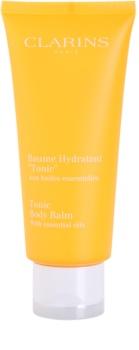 Clarins Body Hydrating Care ošetrujúci telový balzam s esenciálnymi olejmi