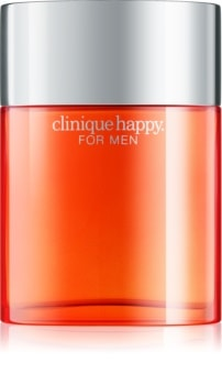 Clinique Happy for Men eau de toilette per uomo 100 ml