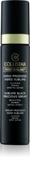 Collistar Nero Sublime® siero illuminante viso