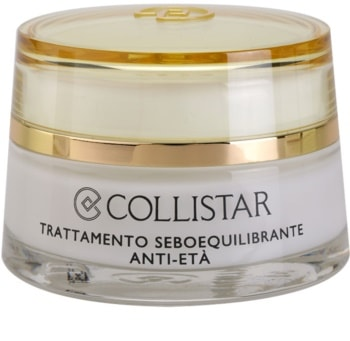 Collistar Special Combination And Oily Skins crema ringiovanente per la regolazione del sebo