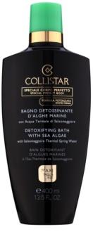 Collistar Special Perfect Body detoxikačný kúpeľový olej s výťažkami z morských rias