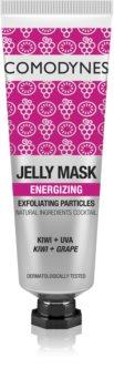 Comodynes Jelly Mask Exfoliating Particles maschera energizzante viso