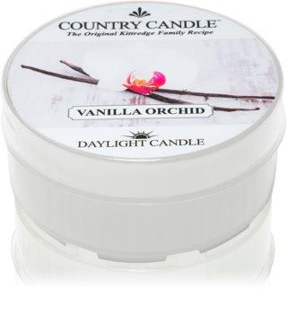 Country Candle Vanilla Orchid čajová sviečka