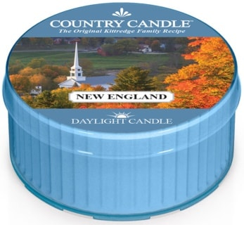 Country Candle New England duft-teelicht