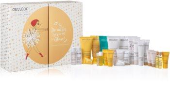 Decléor Advent Calendar dárková sada For December I Just Want to Glow pro ženy