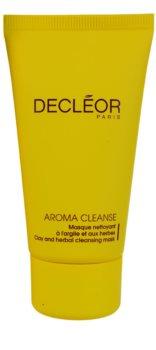 Decléor Aroma Cleanse maschera detergente per tutti i tipi di pelle