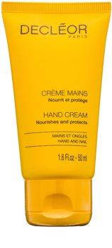 Decléor Aroma Nutrition krém na ruky pre výživu a hydratáciu