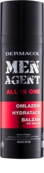 Dermacol Men Agent All in One omlazující gel po holení