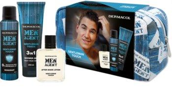 Dermacol Men Agent Gentleman Touch kozmetická sada I.
