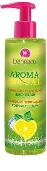 Dermacol Aroma Ritual belebende Flüssigseife mit Pumpe